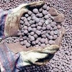Export Of Hormozgan Sponge Iron DRI High Carbon Steel Iran