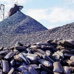 آهن اسفنجی متوسط کربن شرکت احیا استیل فولاد بافت کرمان