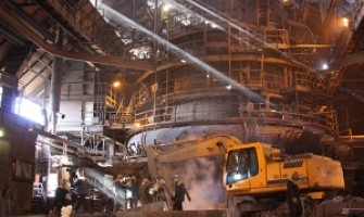 Localization in the steel industry