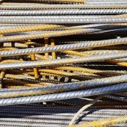 میلگرد 14 آجدار A3 گروه صنعتی فولاد یزد