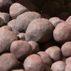 آهن اسفنجی صادراتی پر کربن شرکت احیا استیل فولاد بافت کرمان